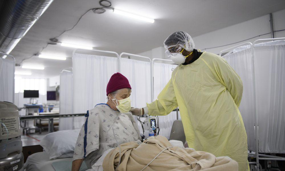 EE.UU. sobrepasa los 20 millones de casos de coronavirus
