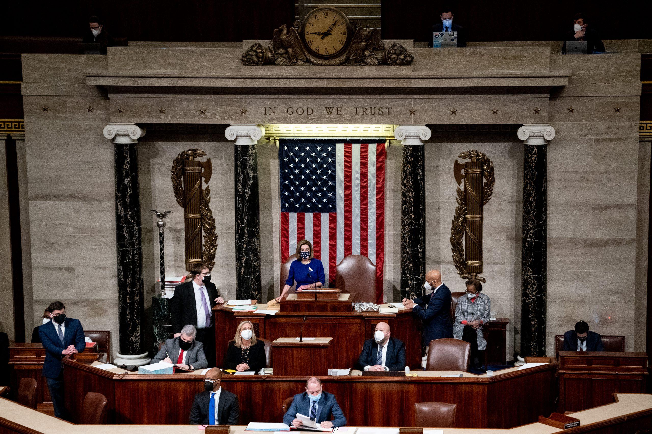 El Senado de EEUU rechaza una primera objeción a la victoria de Biden