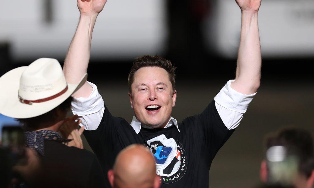 Elon Musk, fundador de Tesla, se convierte en el hombre más rico del mundo