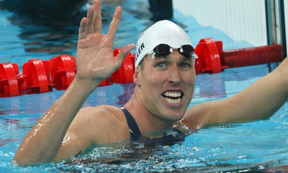 Estadounidense Klete Keller, campeón olímpico de natación, entre los invasores del Capitolio