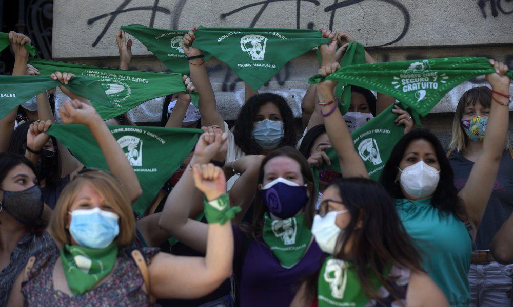 VIDEO | El aborto legal entra en vigor en Argentina