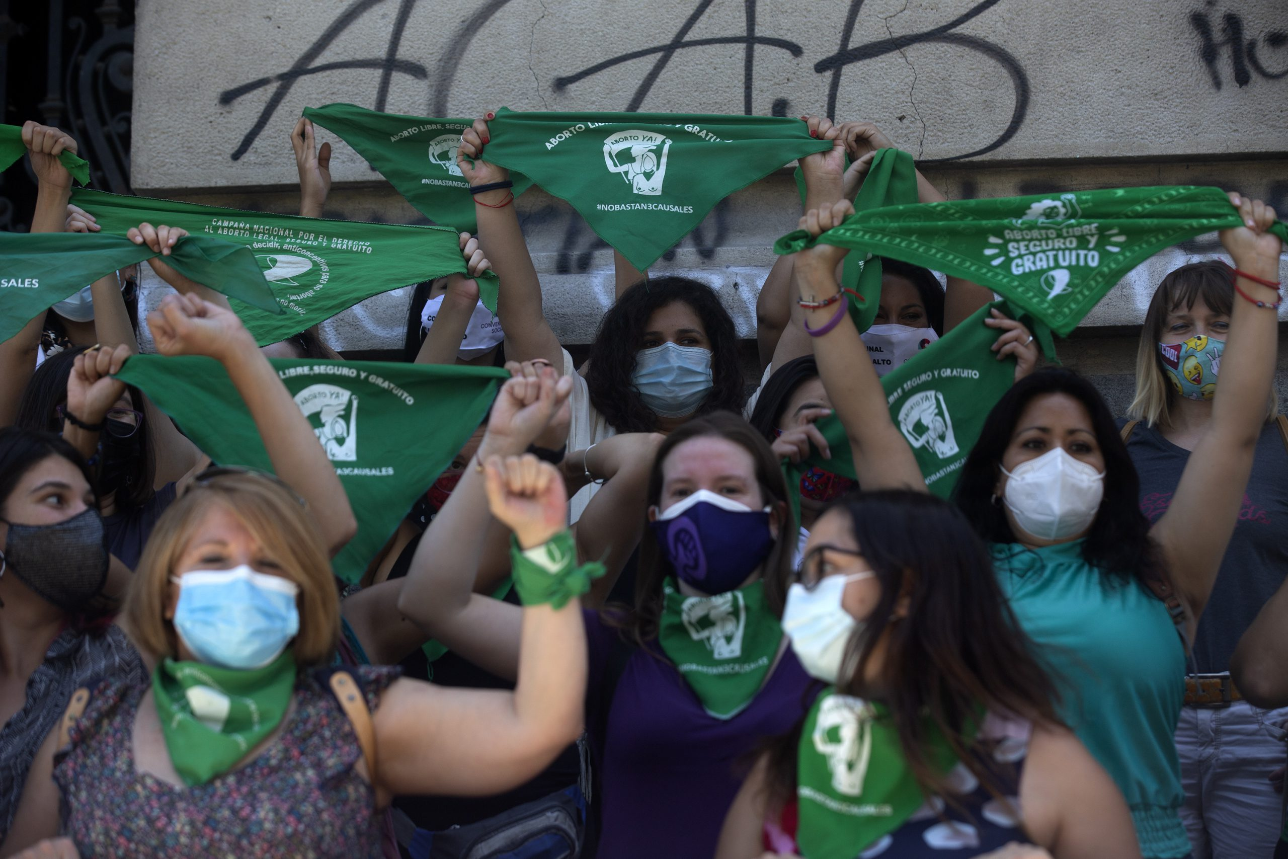 VIDEO | El aborto legal entra en vigor en Argentina