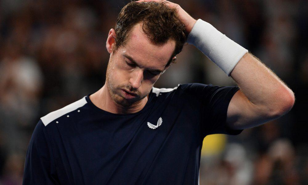 Andy Murray da positivo al covid-19 y podría perderse el Abierto de Australia