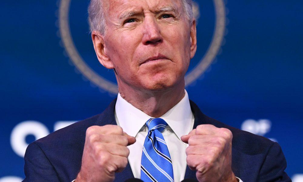 Biden presenta su agenda de primeras acciones ejecutivas