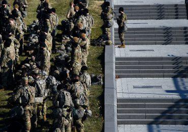Dos militares son excluidos de la toma de posesión de Biden tras investigación