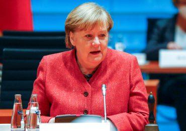 Angela Merkel espera abrir un nuevo capítulo con Joe Biden