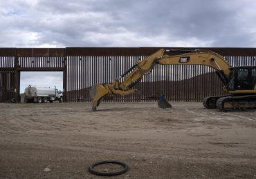 México saluda suspensión de muro fronterizo decretado por Biden