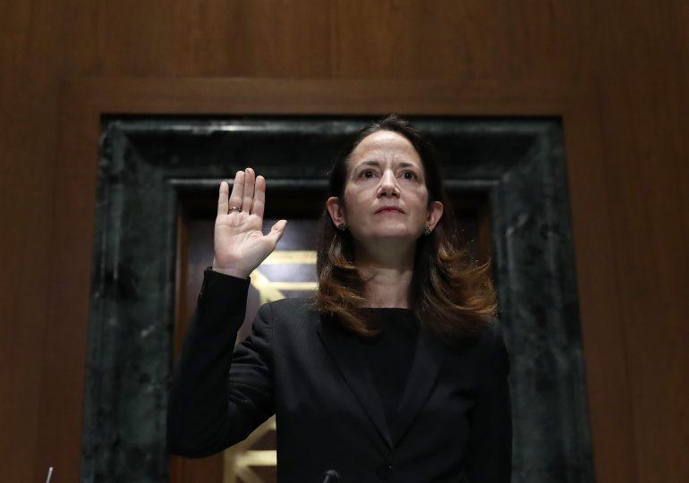 Jefa de Inteligencia, primer miembro del equipo de Biden confirmado por el Senado