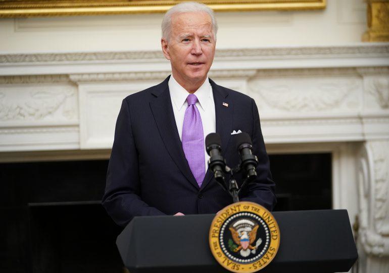 Biden insta a privilegiar intereses mutuos con Rusia