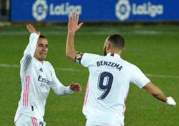 El Real Madrid golea al Alavés