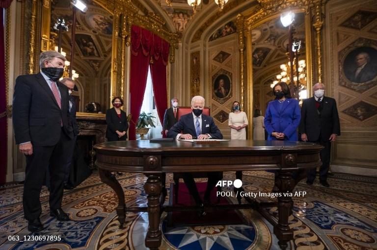 Satisfacción y escepticismo por llegada de Biden a la presidencia de EEUU