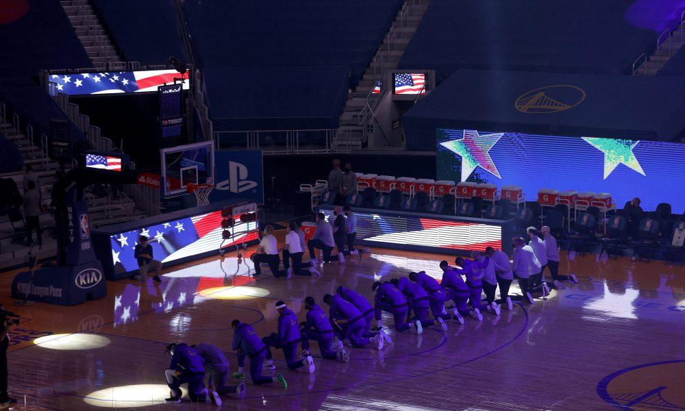 Caos en Capitolio genera conmoción por escenas violentas a jugadores de la NBA