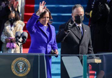 Kamala Harris se convierte en la primera vicepresidenta de EEUU