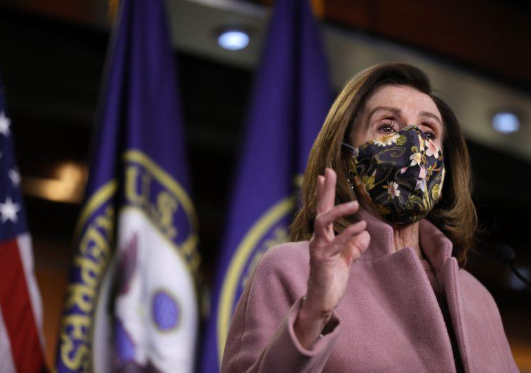 Nancy Pelosi insiste en un juicio político contra Trump, pero no fija fecha
