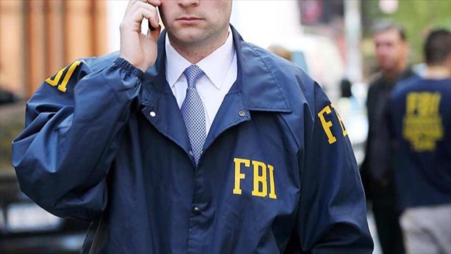 FBI busca información relacionada a las actividades violentas en el Capitolio de EE.UU.