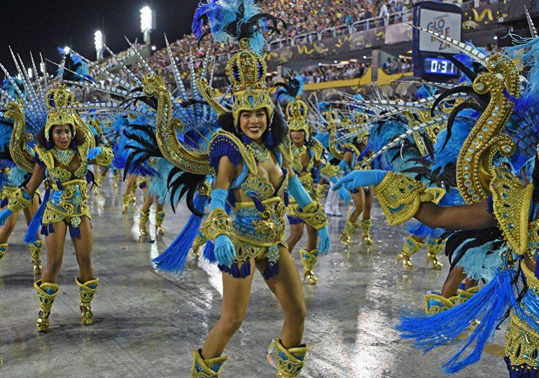 Rio no tendrá carnaval en julio debido a la pandemia
