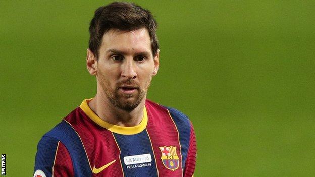 """El contrato """"faraónico"""" de Messi en Barcelona: 555 millones de euros"""