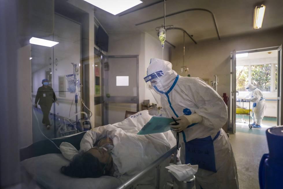 China informa de la primera muerte por coronavirus en ocho meses
