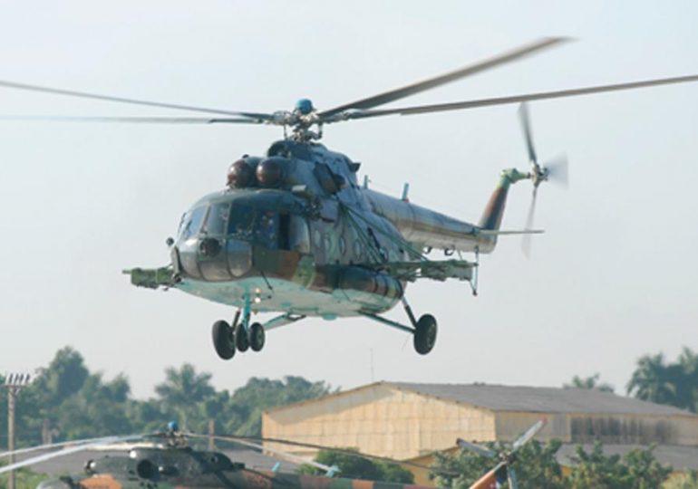 Cinco muertos en accidente de helicóptero militar en Cuba