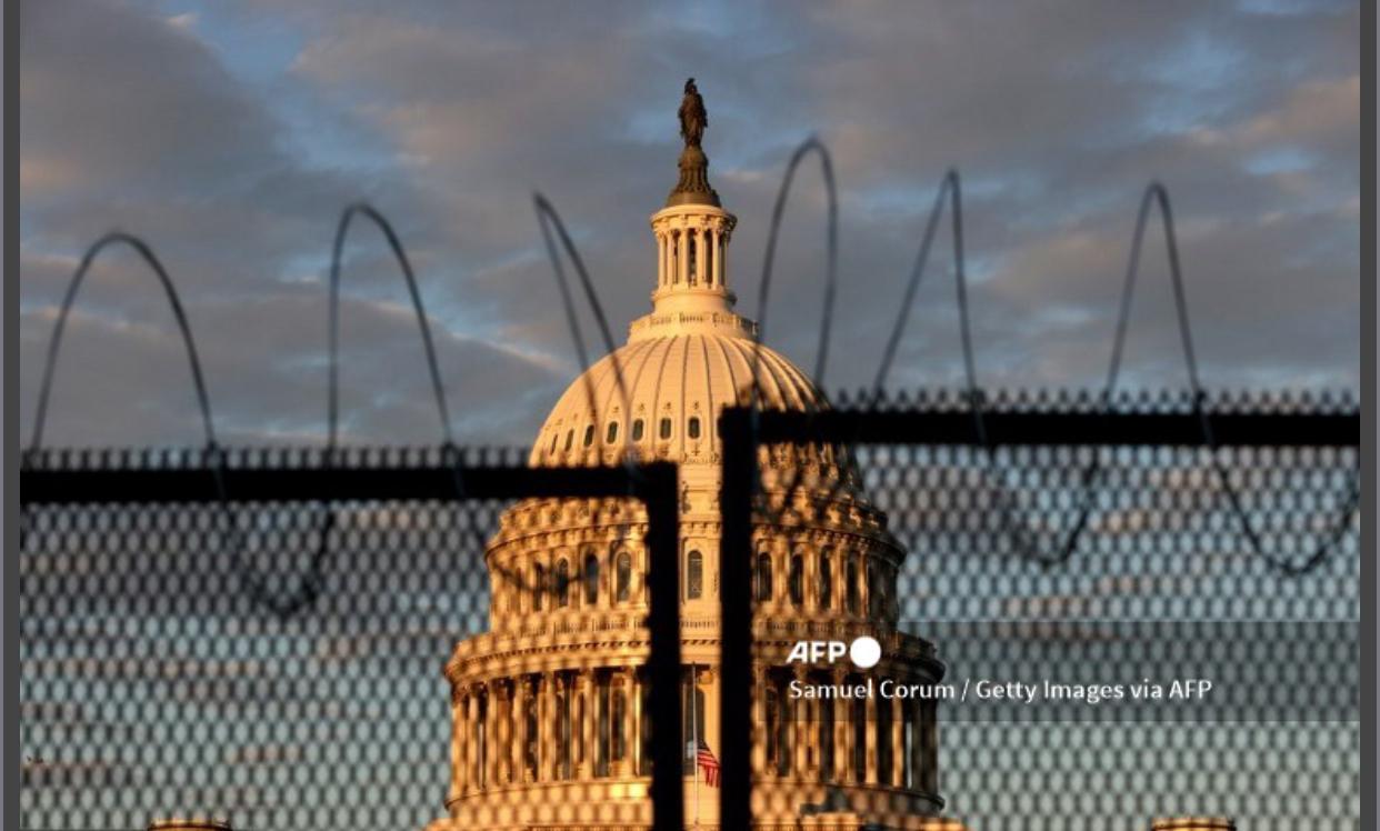 Investigadores indagan si el asalto al Congreso de EEUU fue planeado