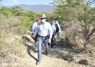 VIDEO | Ministro Limber Cruz supervisa estado de cultivos y responde a necesidades de productores