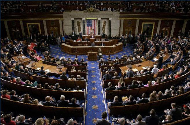 La Cámara de Representantes de EEUU obtiene  mayoría de votos  para acusar a Trump