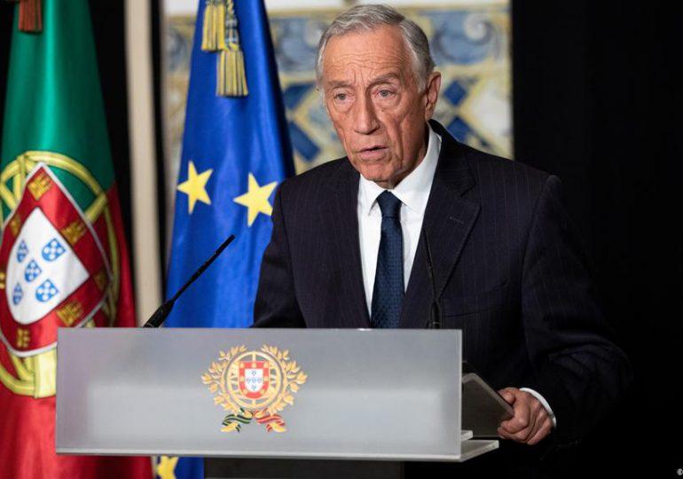 Presidente de Portugal da positivo al Coronavirus