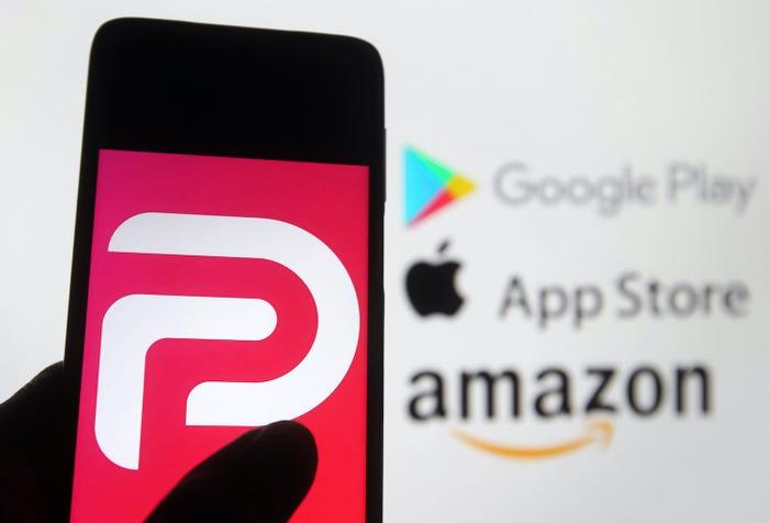 La plataforma conservadora Parler demanda a Amazon por sacarla de la web