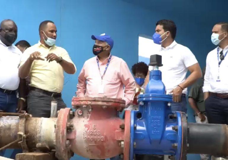INAPA inspecciona acueductos para optimizar servicio de agua potable en La Romana