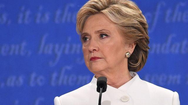 Hilary Clinton demanda se haga responsable causantes de estragos en Capitolio de EE.UU.