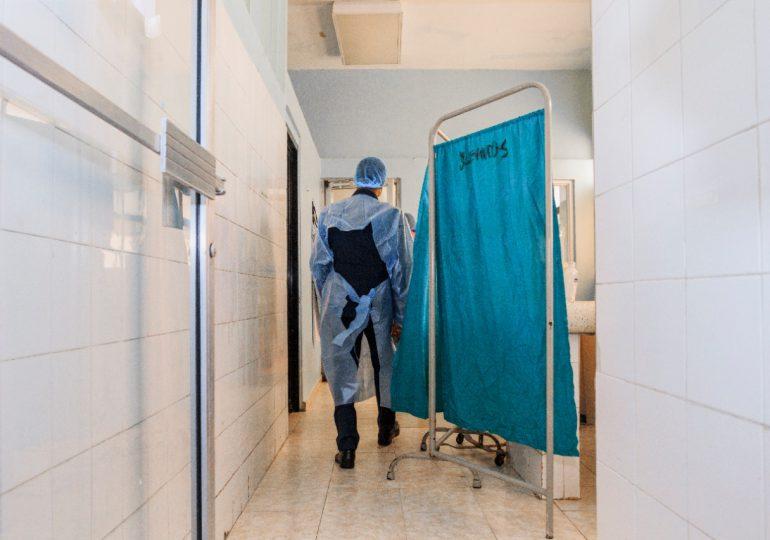 Edesur se hará cargo del niño hospitalizado por caerle cable del tendido eléctrico