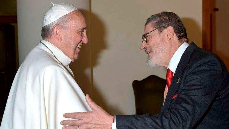 Muere por covid-19 el médico personal del papa Francisco, Fabrizio Soccorsi