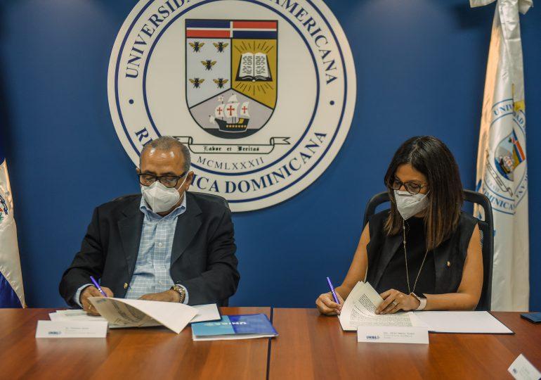 Firman convenio de colaboración para incrementar capacidad de procesamiento pruebas de COVID-19