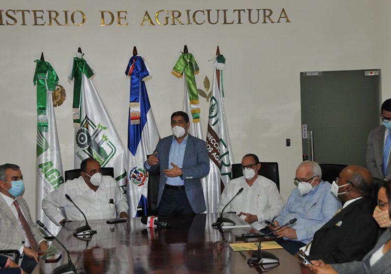 Agricultura proveerá seguro agropecuario para proteger inversión y cosechas de productores