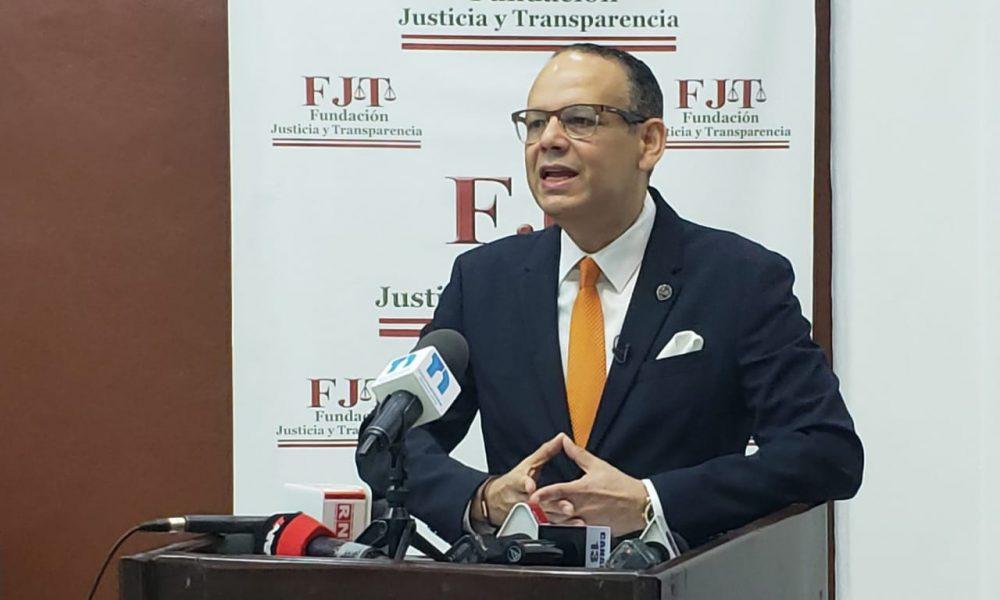 VIDEO | FJT califica 2020 como el año del descalabro judicial