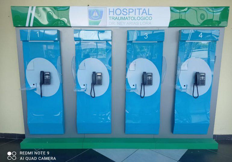 Hospital Ney Arias Lora  habilita call center para que usuarios programen citas