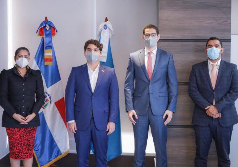 Cámara de Comercio y BCIE, interesados en financiar obras en La Vega