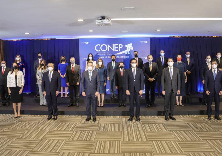 CONEP presenta nueva Junta de Directores y ratifica su compromiso con el sector privado del país