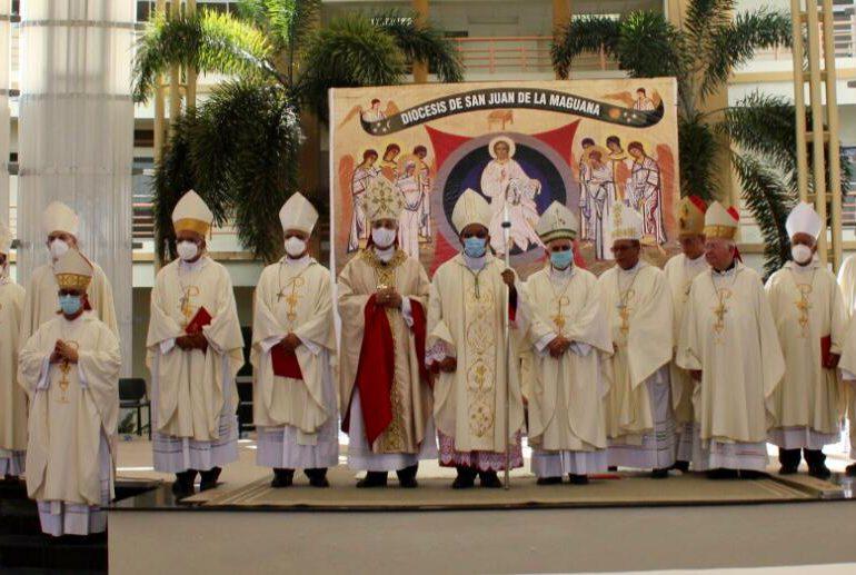 Obispos celebran 100 años de la coronación canónica de la Virgen de la Altagracia