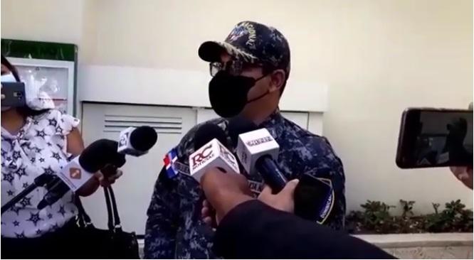 VIDEO | PN informa varias detenciones por muerte de tres hombres en San Cristóbal