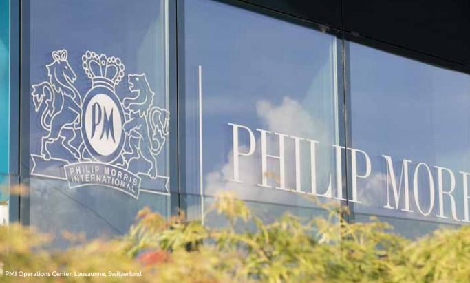 Philip Morris obtiene la máxima puntuación por sus esfuerzos ambientales