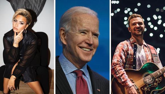 ¿Qué celebridades estarán en la ceremonia de investidura de Joe Biden?