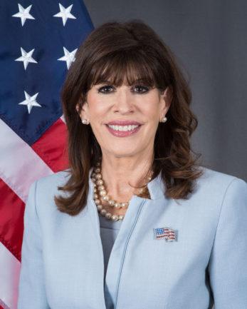 Declaración de la embajadora Bernstein sobre lo sucedido en el Capitolio de los Estados Unidos