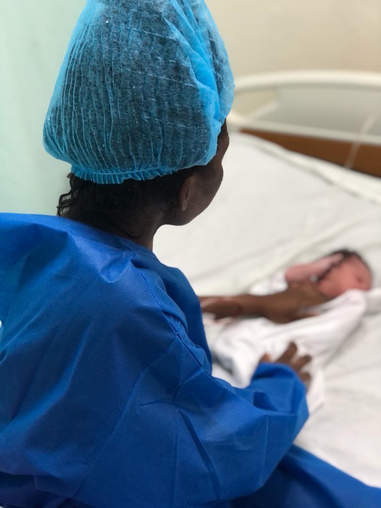 Nacen los primeros bebés del 2021 en RD