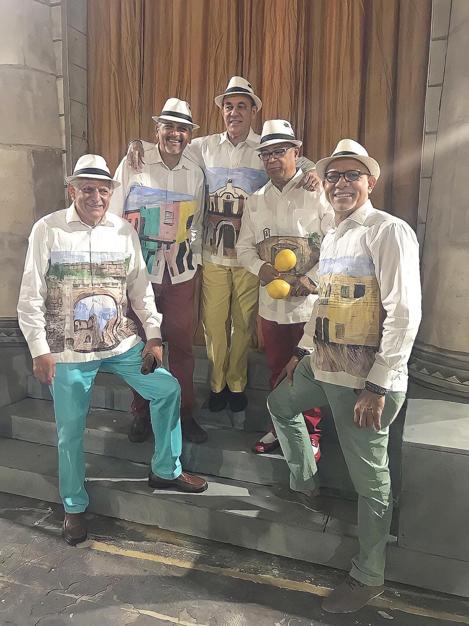 Grupo Bonyé ofrecerá concierto virtual el Día de Reyes