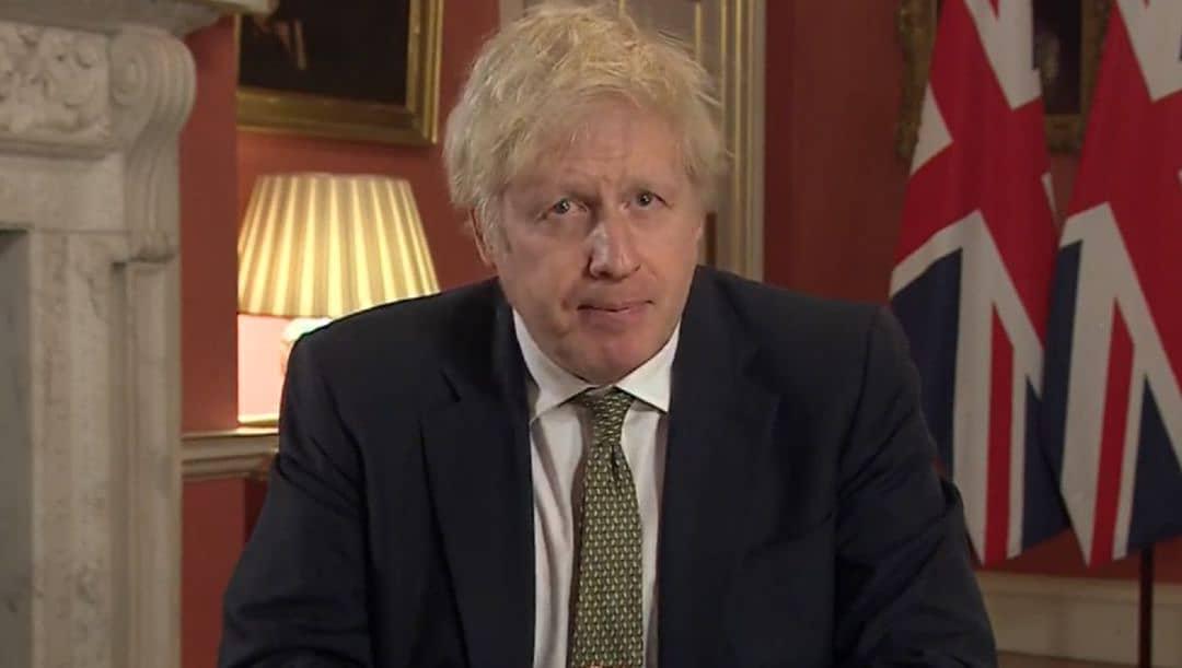 Inglaterra impone el confinamiento total con cierre de colegios hasta mediados de febrero