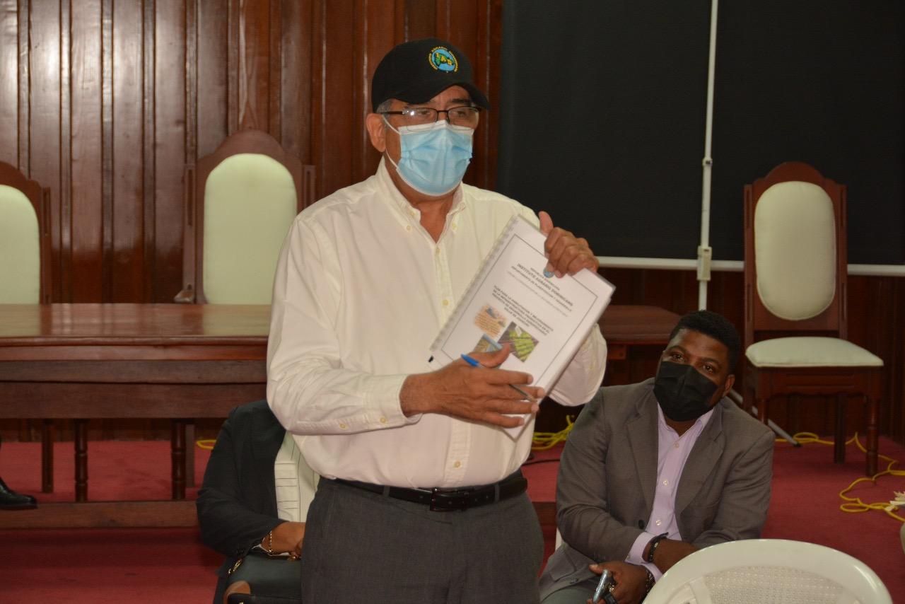 Instituto Agrario anuncia no se sembrará caña en Proyecto de Desarrollo del Valle de Juancho