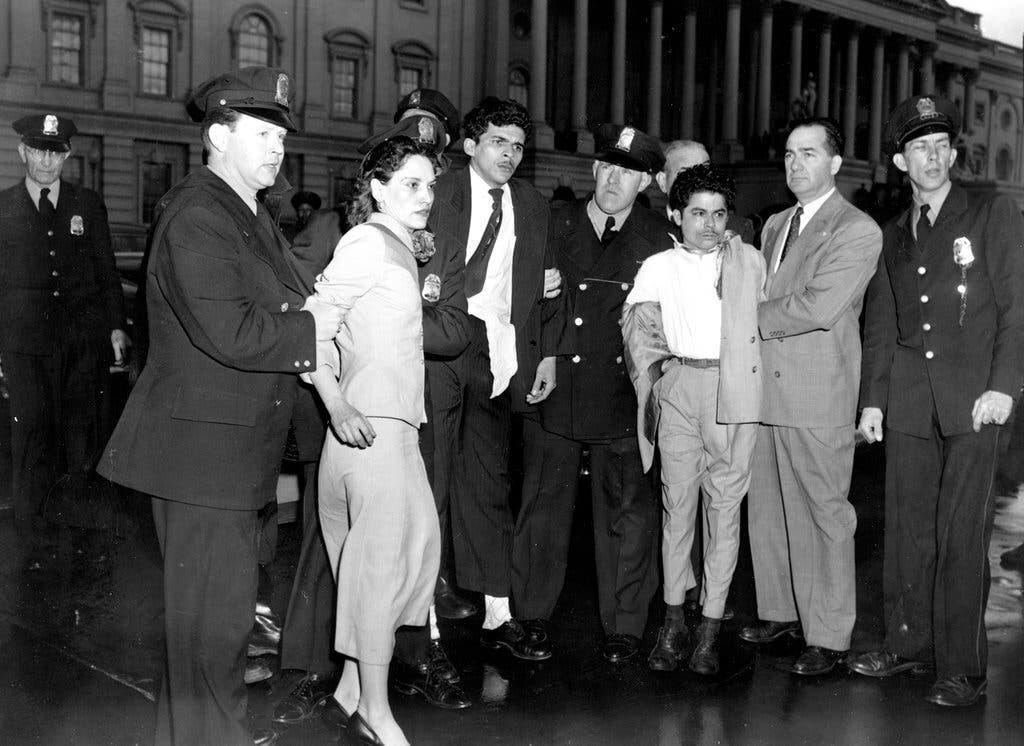 ¿Se repite la historia? Hace 67 ocurre asalto al Capitolio de EE.UU.