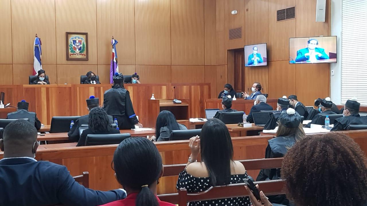 Video | Aplazan juicio caso Odebrecht para el lunes a las 9:00 de la mañana