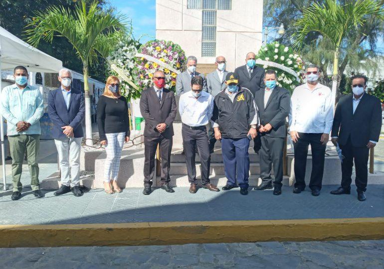 Alcaldía de Santiago participa en memorial por deportistas caídos en tragedia Río Verde
